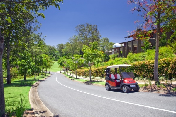 The Future of Transportation in San Diego County Could Be … Golf Carts